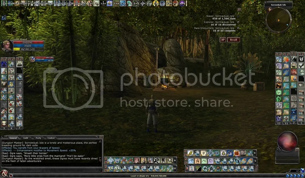photo Lorrikk coming upon a cave in Sorrowdusk Isle_zpsxd6pszec.jpg