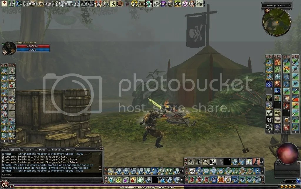 photo Sludgge looking for pirates in Smugglers Rest_zps0b4boaca.jpg