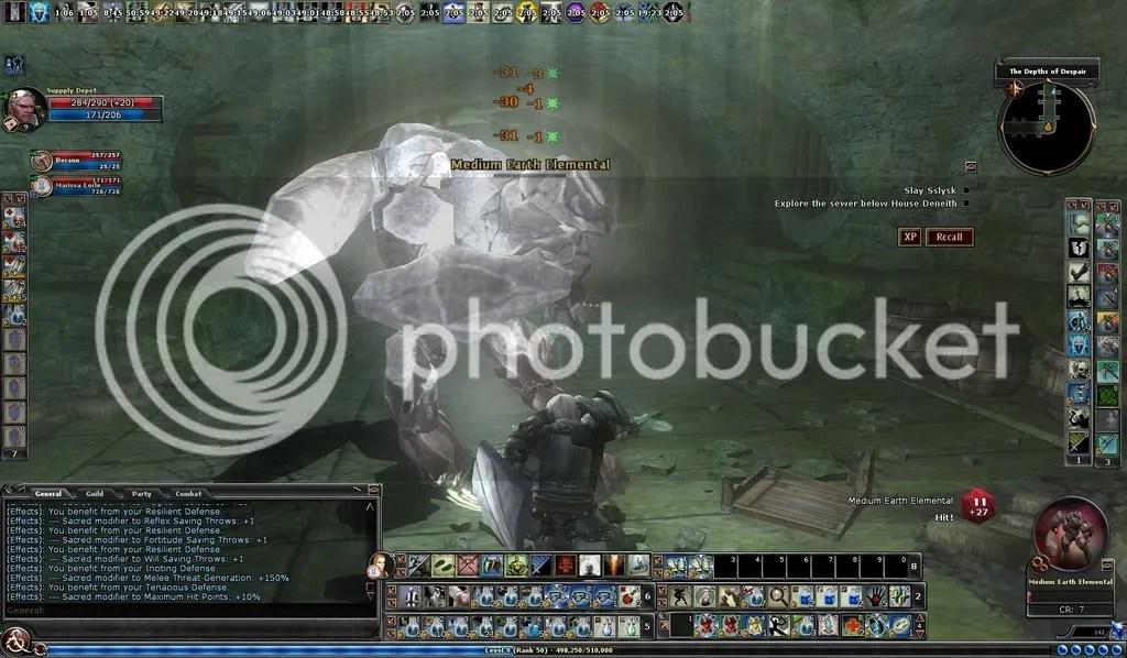 photo Supply fighting an earth elemental in Depths of Despair_zpsrwke3rdu.jpg