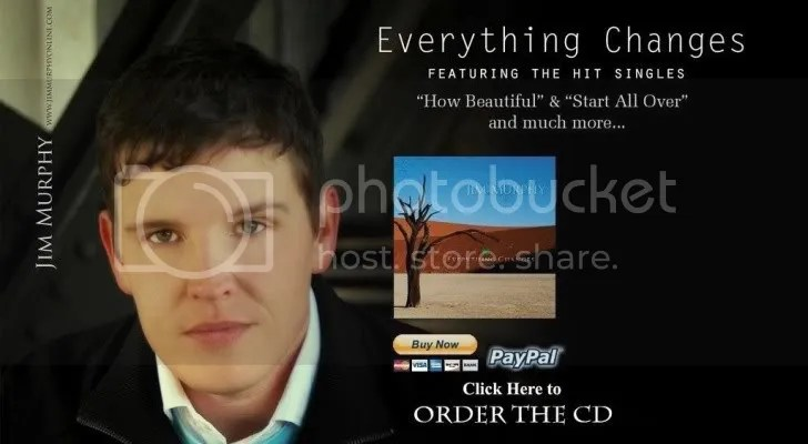 Order Jims Album everything changes