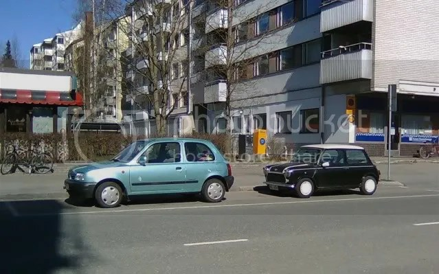 Mun auto EI ole kirppu... photo Kuva153_c.jpg