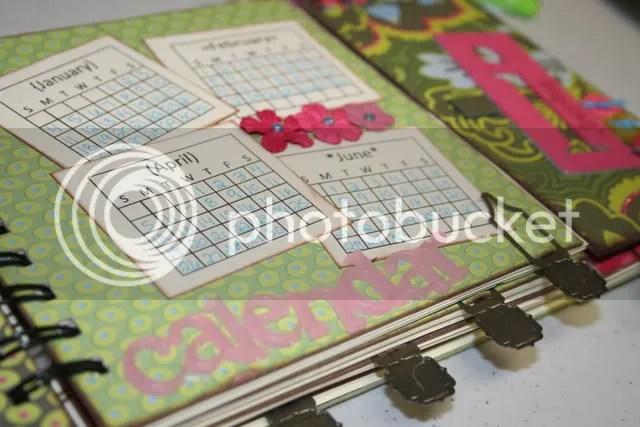 Calendar Divider