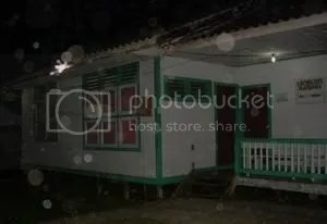 Rumah Dinas Dokter Ndeso
