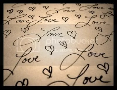 Writings of Love