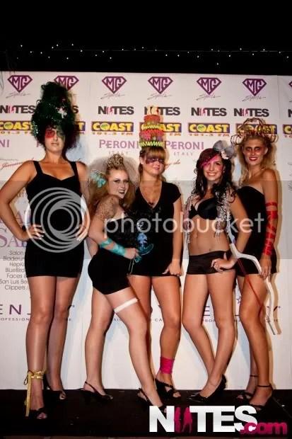 Roxy Salon & Day Spa models