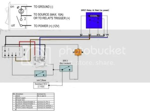 Wiring diagram needed Locker 2 switch with LED  Rubicon