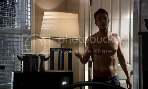 Chad Allen Shirtless