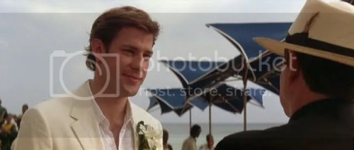 John Krasinski in License to Wed