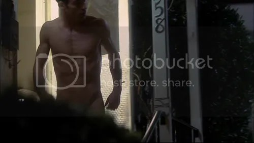 Justin Theroux Shirtless