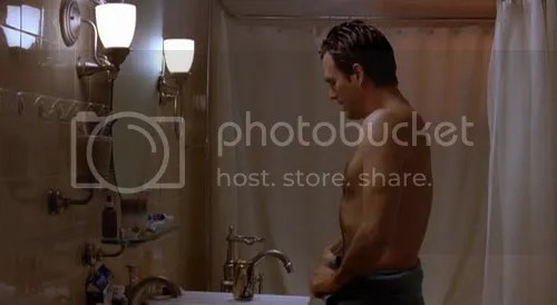 Mark Ruffalo Shirtless