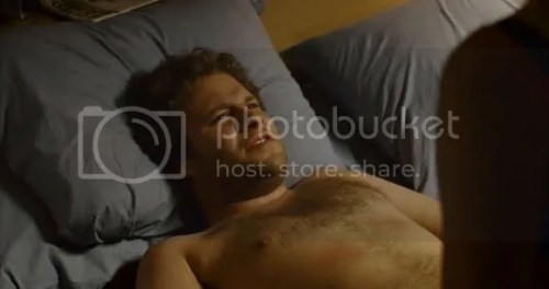 Seth Rogen Shirtless