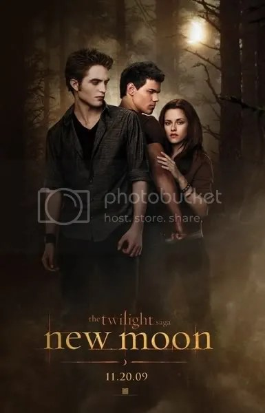 Poster oficial NEW MOON