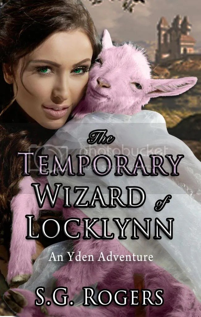Temporary Wizard of Locklynn by S.G. Rogers