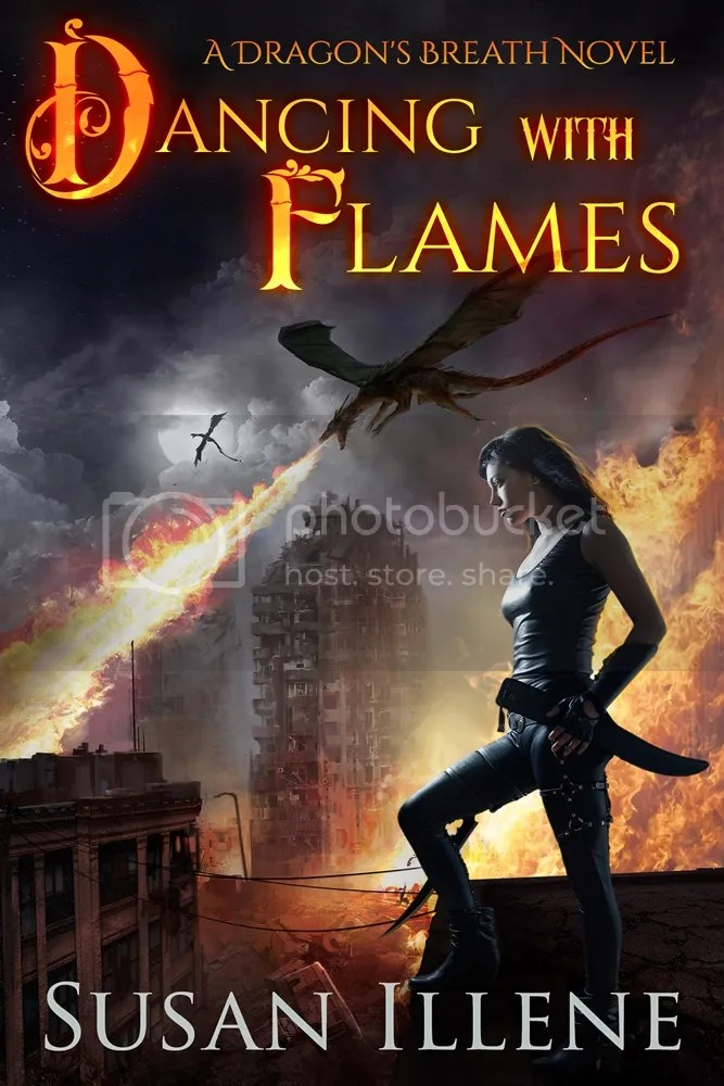 Dancing With FLames by Susan Illene