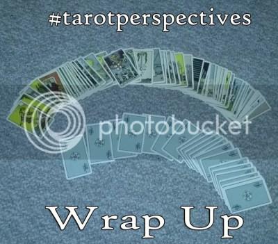 Smith-Waite tarot deck, deck copyright US Games, photo by Juli D. Revezzo