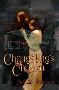 Changeling's Crown by Juli D. Revezzo, Fantasy, Romance, New Adult
