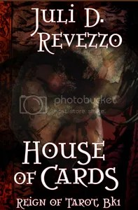 House of Cards, supernatural fantasy story by Juli D. Revezzo; Gothic Short story; supernatural fiction author