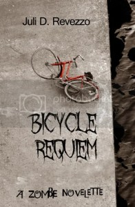 Bicycle Requiem by Juli D. Revezzo, paranormal, zombie, pagan paranormal fiction