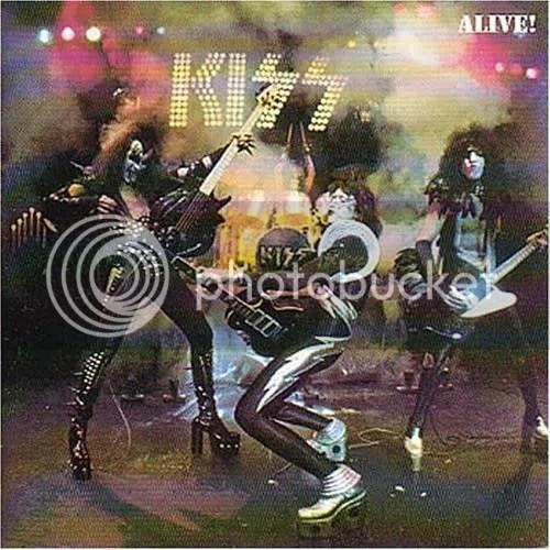 Álbum en vivo de KISS