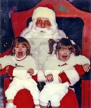Santa Peepers