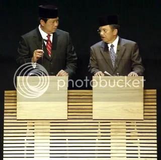 SBY dan Kalla