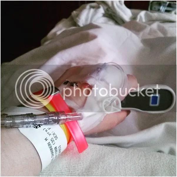 Hospital in April