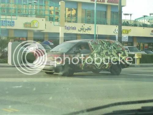 wack car