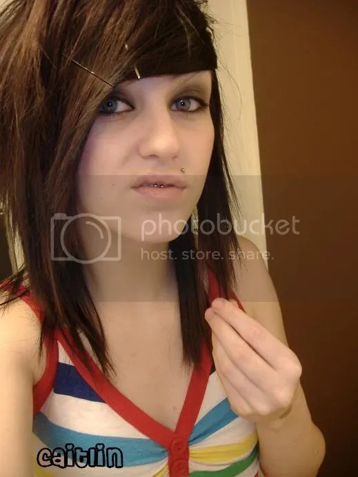 emo hairstyles 2008