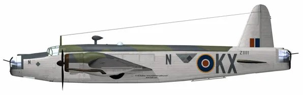 311 Sqn Coastal Command livery.