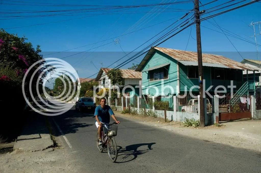 Silve City, Barriada El Carmen calle principal