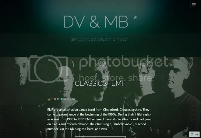 dv&mb On WordPress
