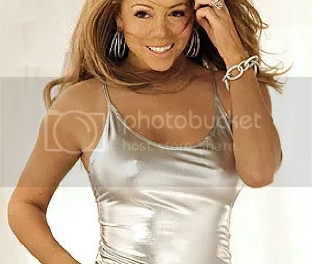 Here Are A Couple Of Pictures Of Mariah Carey From The Set Of Her New Music Video Touch My Body