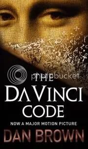 el codigo de davinci: