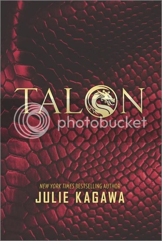 Talon by Julie Kagawa