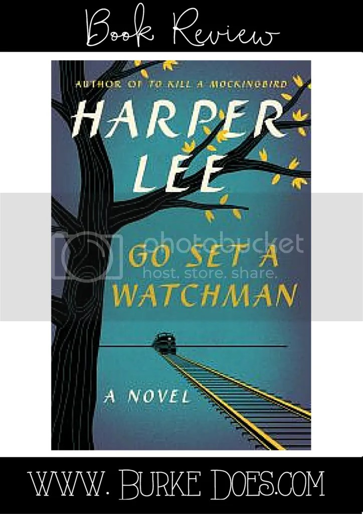 Book Review- Get Set a Watchman by Harper Lee