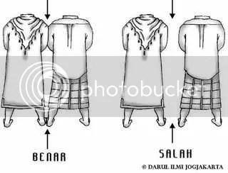 shaf shalat