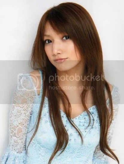 Long Japanese Hairstyle 2009