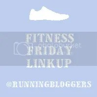 Fitness Friday Linkup icon.