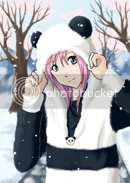 Panda-Pulli II