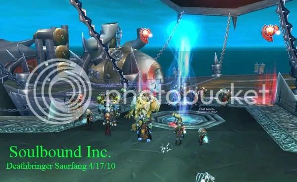 Saurfang Down 4/17/2010