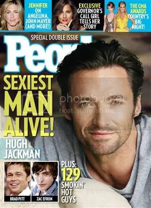 Sexiest Man Alive 2008