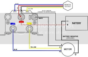 need a winch wiring diagram  Yamaha Grizzly ATV Forum