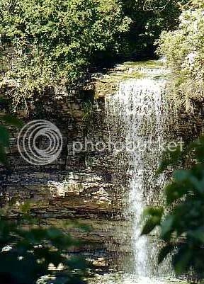Rock Chapel Falls