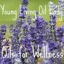 Young Living Oil Lady