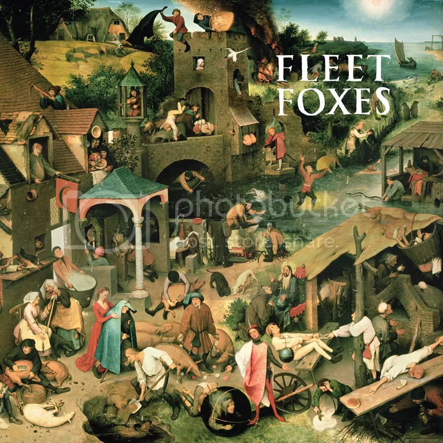 Fleet Foxes cover by Pieter Bruegel