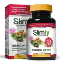 slimfy weight loss & detox