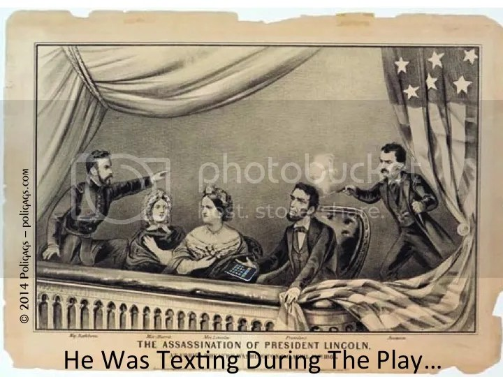 Lincoln Was Texting photo LincolnwasTexting_zps9cec00a7.jpg