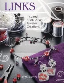Wire work beading book by Jean Yates