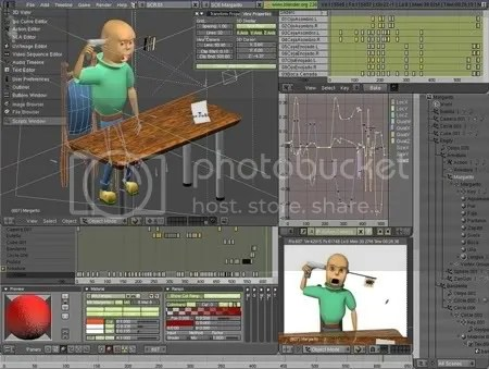 Blender (PowerPC) 2.46