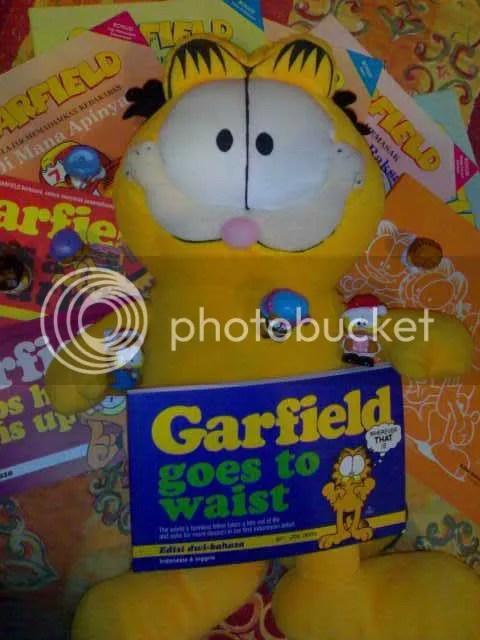 Garfield!!
